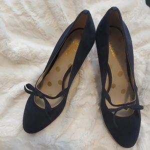Boden Shoes-  suede and real leather